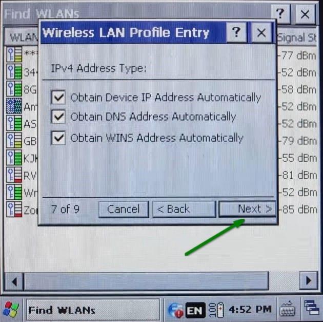 13. IPv4 Address Type